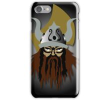 Viking Beserker iPhone iPhone Case/Skin