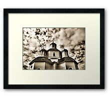 The Majesty Of It All , Alberta , Canada Framed Print
