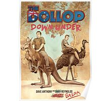 The Dollop - DOWNUNDER Poster
