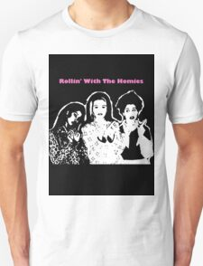 Rollin' Wit The Homies T-Shirt