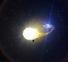 Binary Star by Ray Cassel