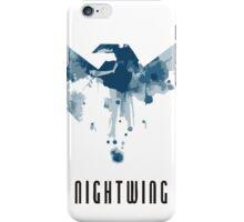 Broken Night wing iPhone Case/Skin