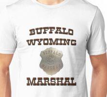 Buffalo Marshal Unisex T-Shirt