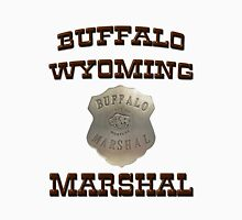 Buffalo Marshal Unisex T-Shirt