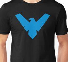 Blue Night wing Unisex T-Shirt