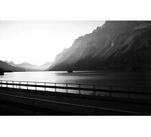 2011 - the lake Photographic Print