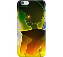Calendar/April- (yellow) Diamond iPhone Case/Skin