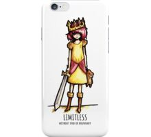Limitless: Without End or Boundary iPhone Case/Skin