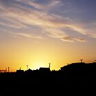 Sunderland Sundown by shadebe
