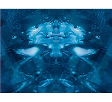 Blue Grotto Photographic Print