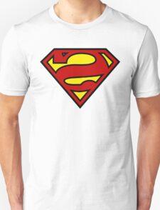Reverse Superman Logo T-Shirt