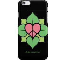 Peace, love & Unity iPhone Case/Skin