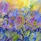 Lin's Hydrangea by bevmorgan