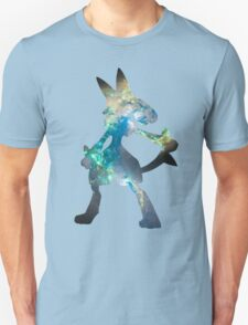 Lucario used aura sphere T-Shirt