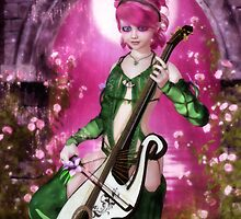 Elvish Melodies by Brandy Thomas