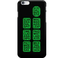 CAPITALISM IS DEAD iPhone iPhone Case/Skin