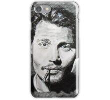 Johnny Depp (IPhone Case) iPhone Case/Skin
