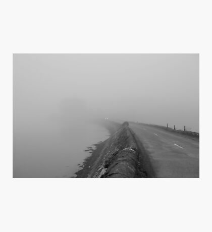 Visibility less than 10 yards, Courtmacsharry Bay, West Cork, Ireland Photographic Print
