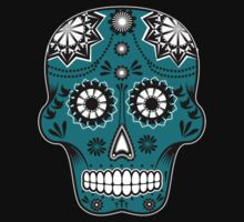 Sugar Skull by roccakid