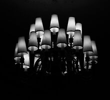 La Belle Vie Chandelier by Mark Jackson