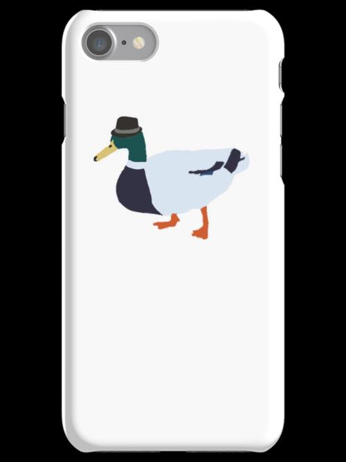 Fedora Duck by Jobboman