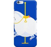 Fat  Carousel Horse iPhone Case/Skin