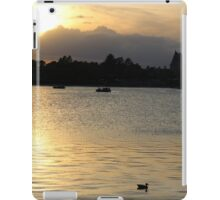 Epcot Lake iPad Case/Skin
