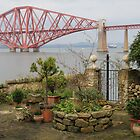 Nice View Of The Forth Rail Bridge. by ninjabob