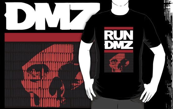 RUN DMZ by Brandon Hunt