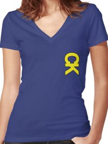 Coldplay-T - CK Women's Fitted V-Neck T-Shirt