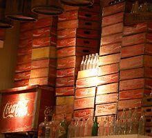 Coca-Cola Goldmine by zpawpaw