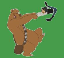 Baloobacca & the Hancub (Star Wars / The Jungle Book)