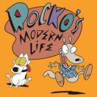 Rocko's Modern Life by Plan8