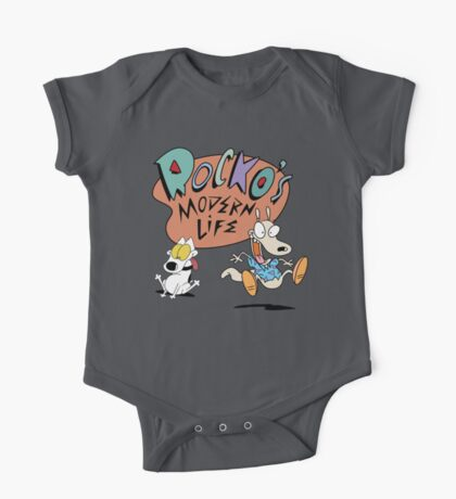 Rocko's Modern Life One Piece - Short Sleeve