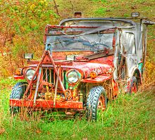 JUNK JEEP by RGHunt