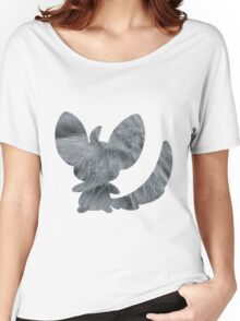 Minccino used tail slap Women's Relaxed Fit T-Shirt
