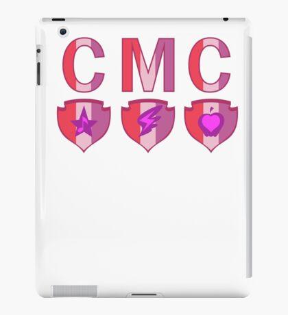 CMC Cutie marks iPad Case/Skin