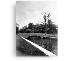 Walk in The Park Canvas Print
