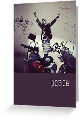 Peace by samedog