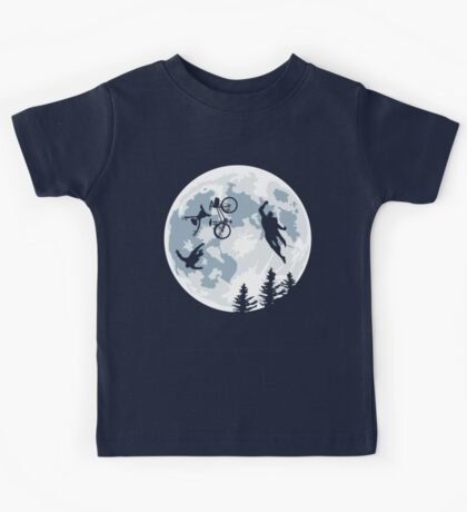 The Extraterrestrial vs Extraordinaryterrestrial Kids Tee