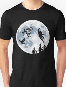 The Extraterrestrial vs Extraordinaryterrestrial Unisex T-Shirt