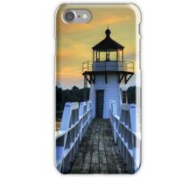 Doubling Lighthouse iPhone Case/Skin