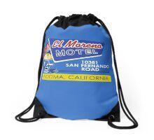 El Morino Motel Drawstring Bag