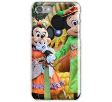 Harvest Parade iPhone Case/Skin