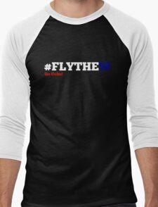 Fly the W Men's Baseball ¾ T-Shirt