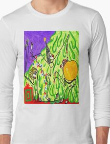 The gals decorate the tree Long Sleeve T-Shirt