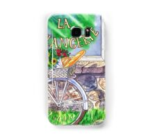 At The French Bakery  Samsung Galaxy Case/Skin