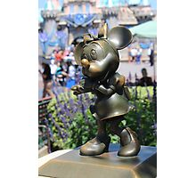 Minnie Photographic Print