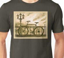 Retro Bicycle Unisex T-Shirt