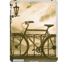 Retro Bicycle iPad Case/Skin